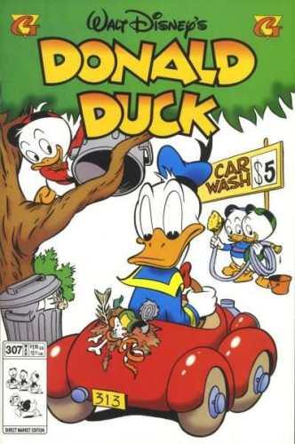 donald duck comics