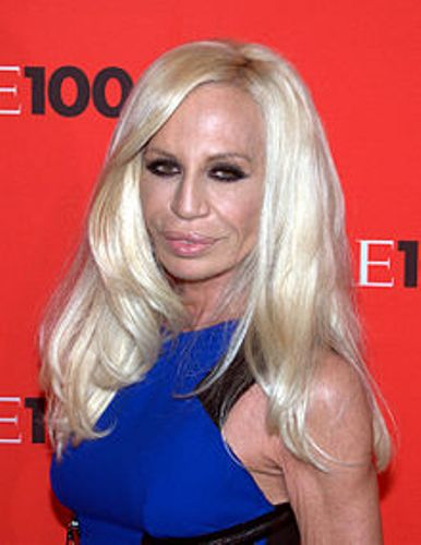 donatella versace facts