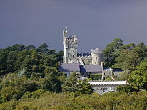 donegal and castle