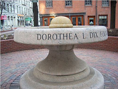 dorothea dix facts