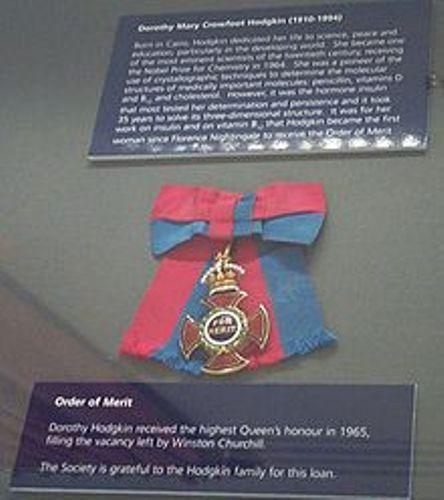 dorothy hodgkin medal