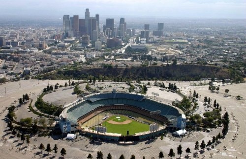 facts about dodger stadium