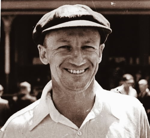 facts about donald bradman