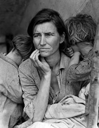 facts about dorothea lange