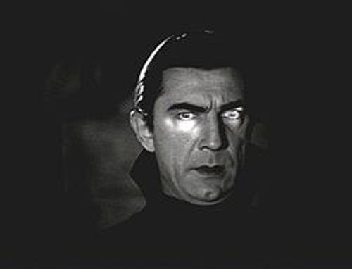 count dracula portrayal