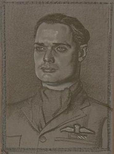 douglas bader painting
