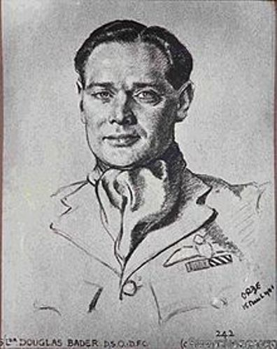 douglas bader pictures