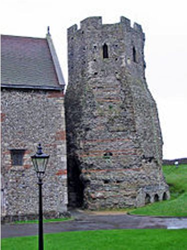 dover castle facts