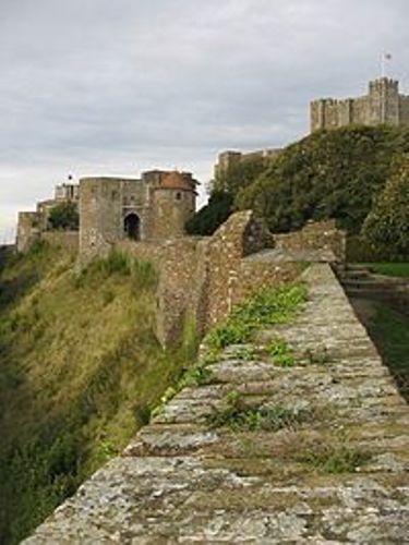 dover castle images