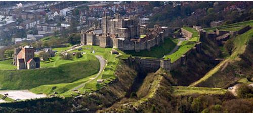 dover castle pictures
