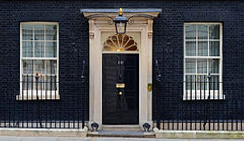 facts about 10 downing street