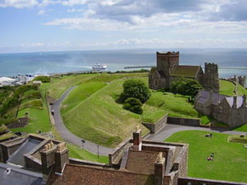 facts about dover castle