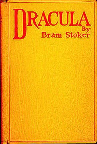 facts about dracula the book