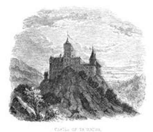 facts about dracula's castle
