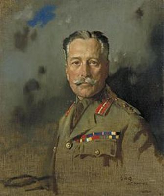 portrait of haig