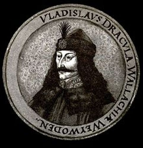 portrait of vlad iii dracula