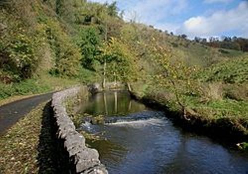 the river dove at milldale