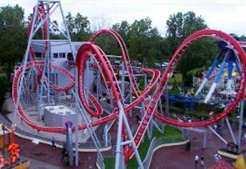 drayton manor g force