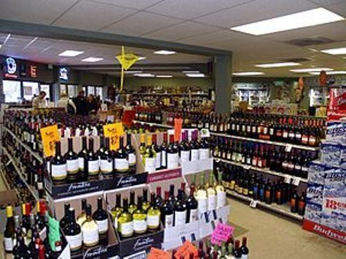 Drinking Alcohol Stores