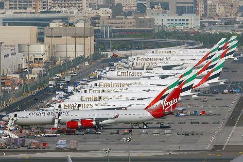 Dubai Airport Images