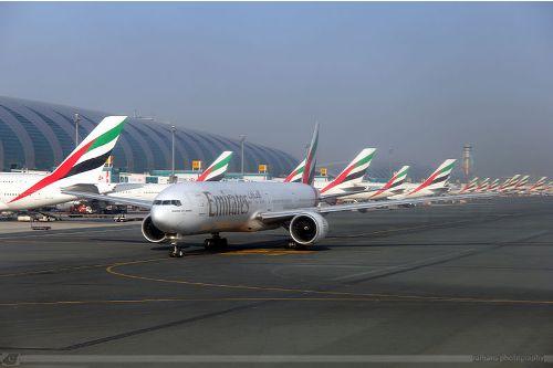 Dubai Airport Pic