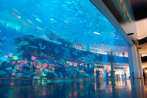 Dubai Mall Facts