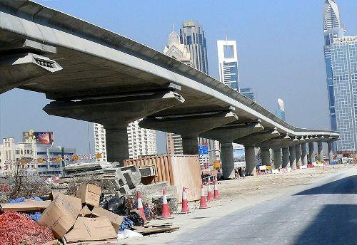 Dubai Metro 2007