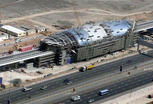 Dubai Metro Facts