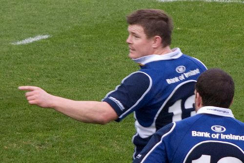 Facts about Brian O'Driscoll
