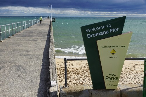 Facts about Dromana