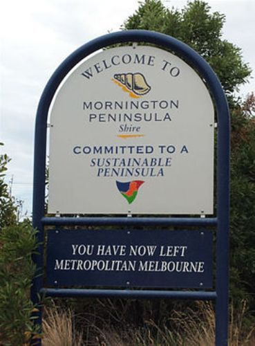 Shire of Mornington Peninsula Pic