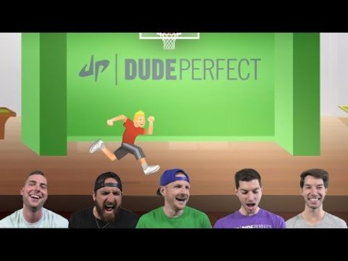 Dude Perfect Pictures
