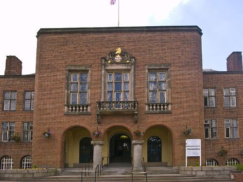 Dudley Council House