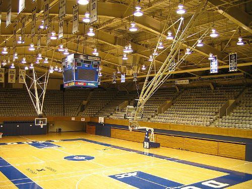 Duke Basketball Stadium