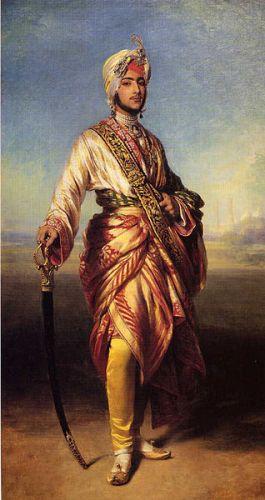 Duleep Singh Young