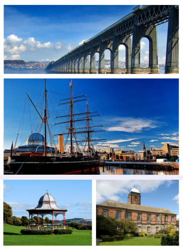 Dundee Scotland Images
