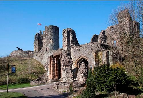 Facts about Dudley Castle