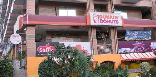 Facts about Dunkin Donuts