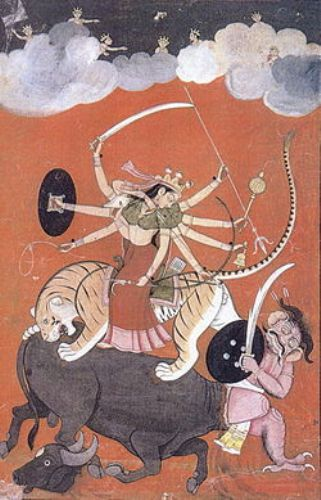 Facts about Durga