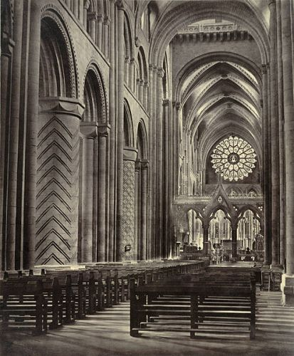 Durham Cathedral Inside