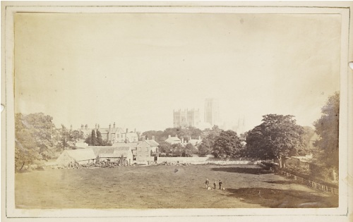 Durham Cathedral Old