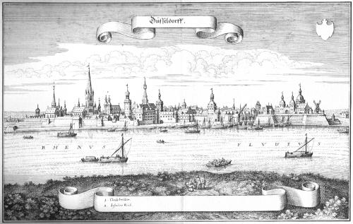 Dusseldorf Old