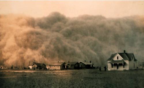 Dust Bowl Facts