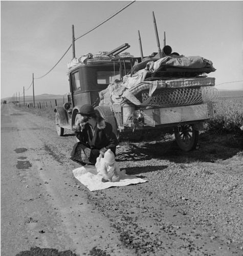 Dust Bowl Image