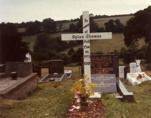 Dylan Thomas Gravesite