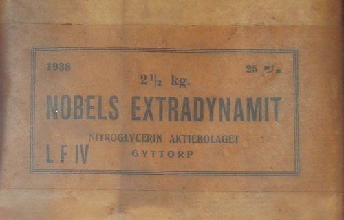 Dynamite Label