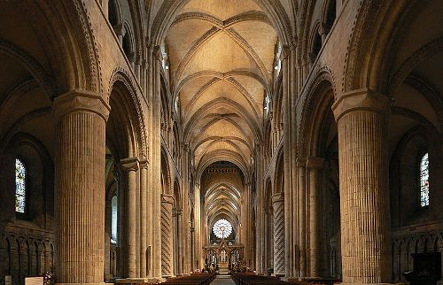 Facts about Durham Cathedral