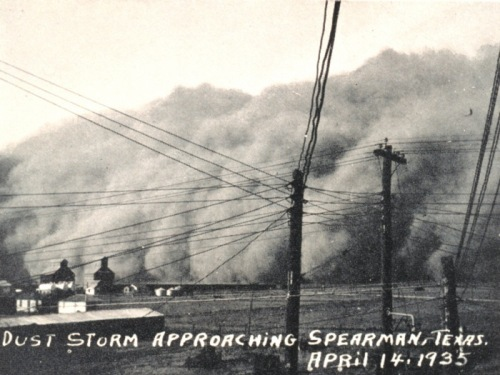 Facts about Dust Bowl