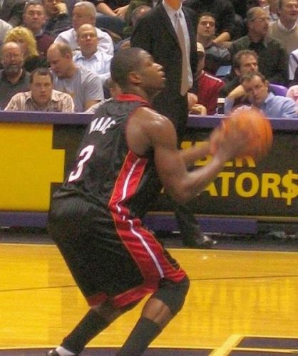 Facts about Dwyane Wade