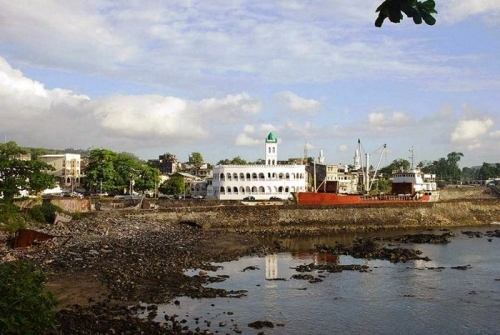 Comores Eastern Africa